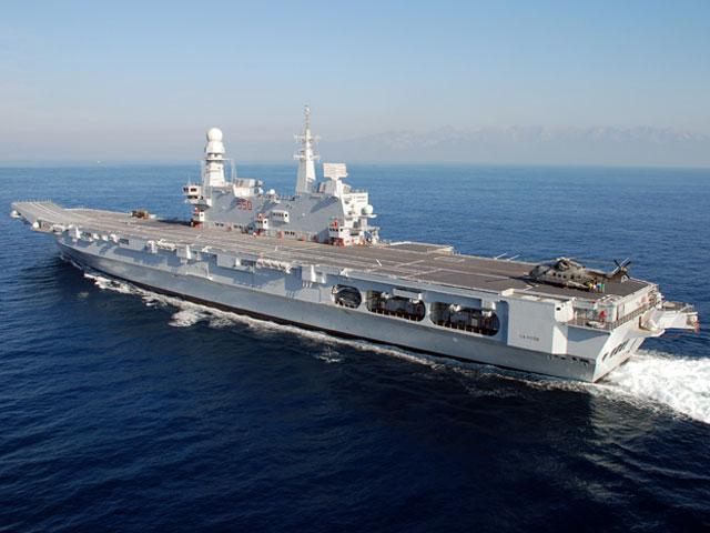 Forze armate stipendificio e costi assurdi l - Nuova portaerei ...