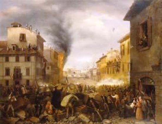 MILANO 1848