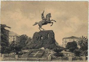 GARIBALDI STATUA