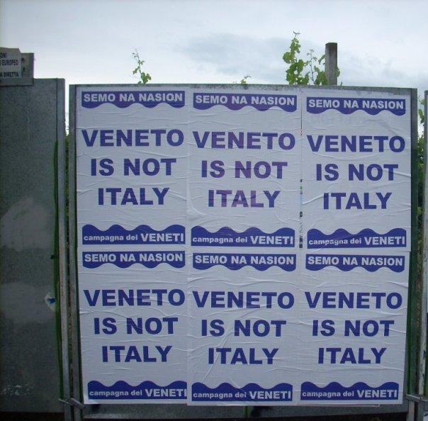 veneto isno titaly