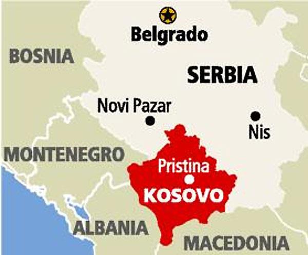 SERBIA-KOSOVO