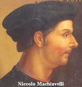 Machiavelli the realist