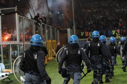 polizia stadio