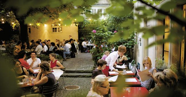 ristorante zurigo