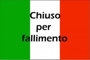 italia fallimento