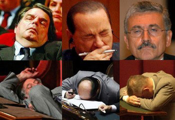 Quelli che in parlamento non fanno un beato l for Sito parlamento italiano