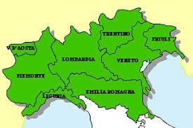 regioni nord