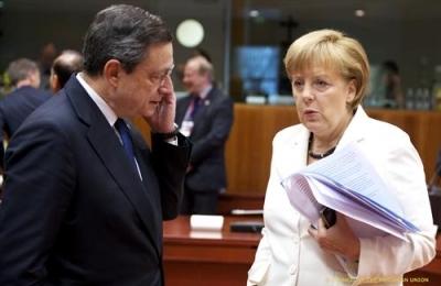Merkel-draghi