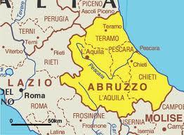 Cartina Abruzzo E Lazio.L Abruzzo Non Merita Di Essere Aggregato Col Meridione D