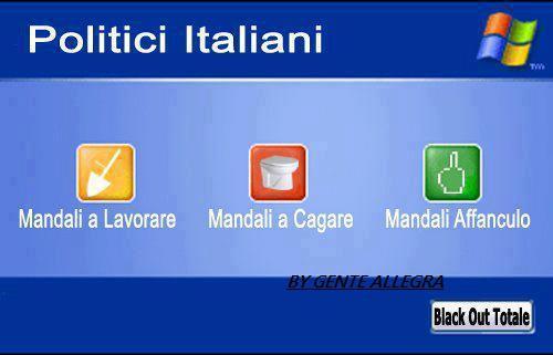 politici italiani