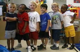 bambini stranieri