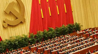 Chinese President Hu Jintao speaks at th