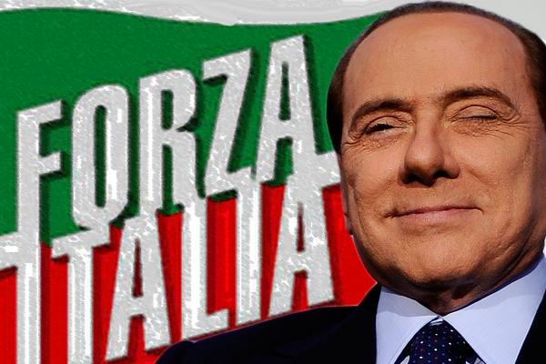 Forza italia il solito disco rotto di un berlusconi di for Deputati di forza italia
