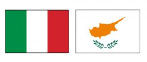 Italia-Cipro