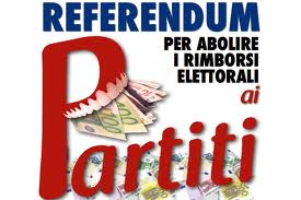 referendum partiti