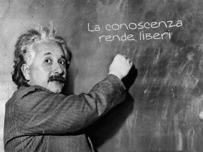 conoscenza rende liberi