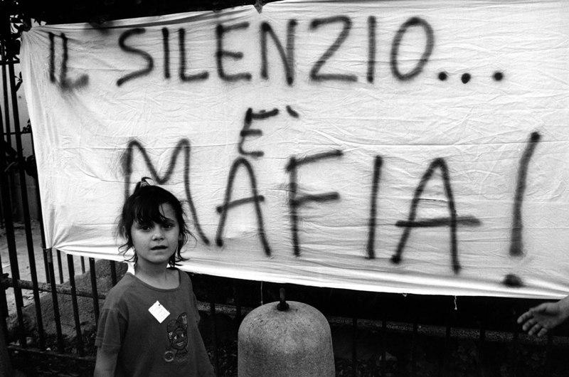 mafia silenzio