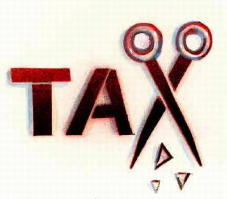taglio tasse