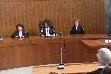 giudici processo ruby