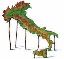 italia puntellata