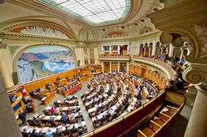 parlamento svizzera