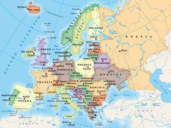 confederazione europa