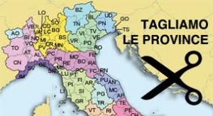 province da tagliare