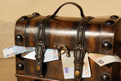 Borsa del tesoro