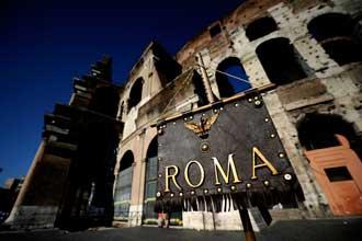 roma olimpica