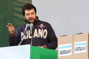 GOVERNO: SALVINI, LEGA RESPONSABILE MA SAREMO MENO EDUCATI