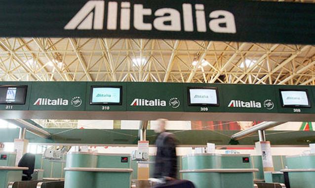 desk alitalia