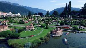 Ticino: Swissminiatur Melide