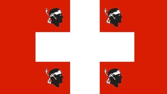 bandiera sardo svizzera