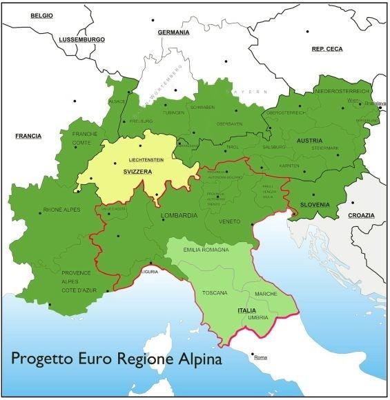 macroregione alpina