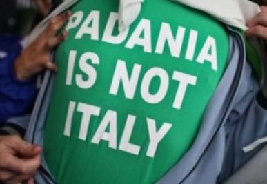 padania not italy