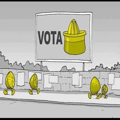 votare limone