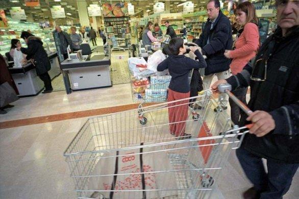 spesa famiglie