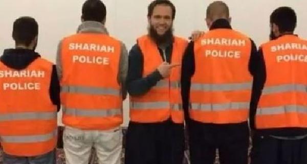 Polizia-sharia