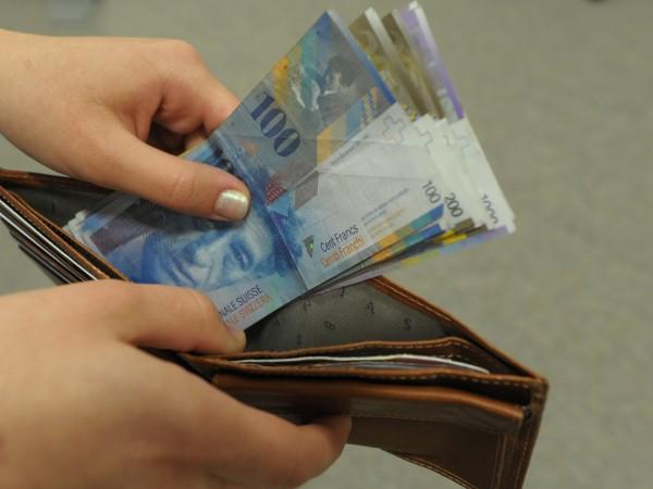 svizzera franchi
