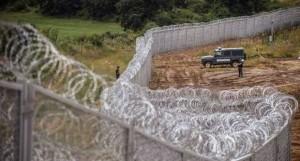 muro ungheria