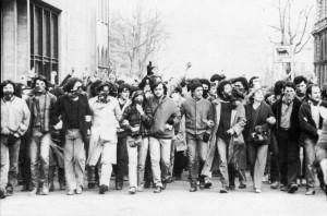 movimento operaio e studenti