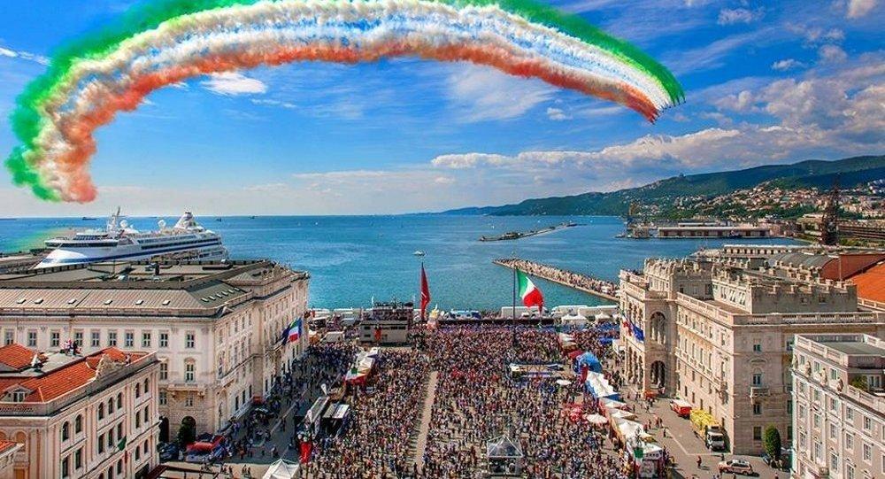 Le indipendenze dopo il trattato di osimo finita ogni - Nuova portaerei italiana trieste ...
