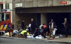 Bruxelles:testimone,una ventina corpi a terra in metro