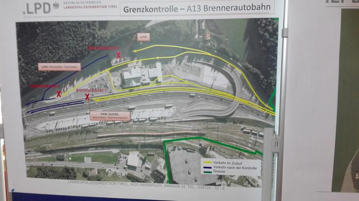 Misure anti-immigrati al Brennero