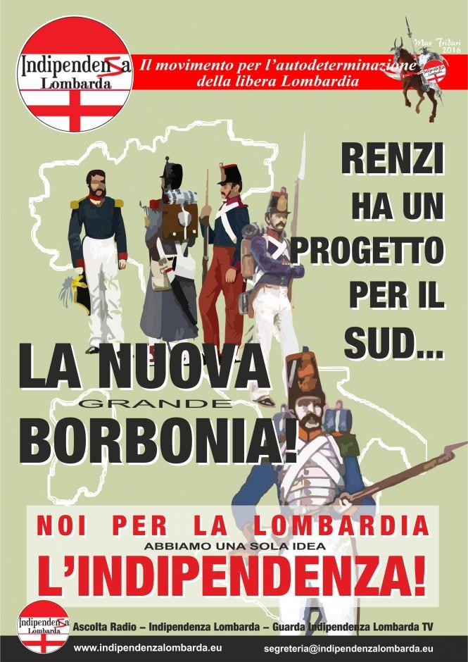 Volantino idea di Renzi