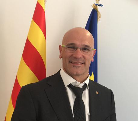 Raul Romeva I Rueda ministro degli Esteri della Catalogna