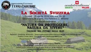 natura svizzera