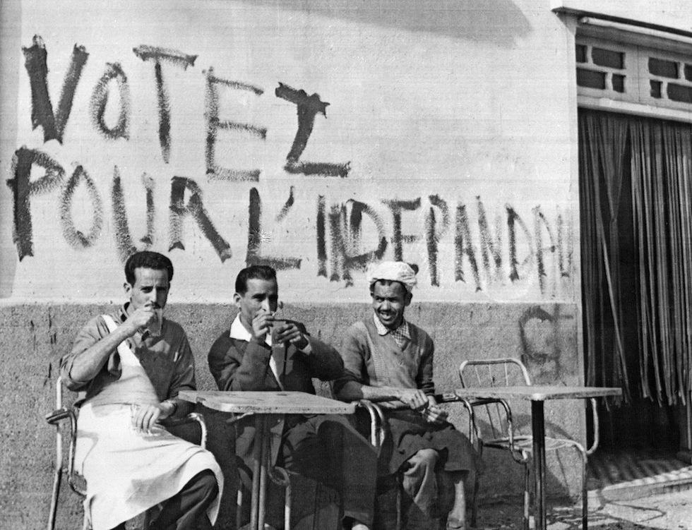 Algeria: A Case Study of Decolonization