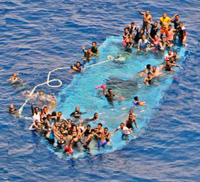 Migranti: altro naufragio, stima 20-30 morti