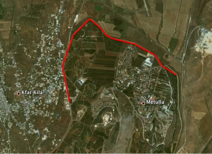 muro israele2